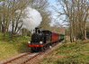Island Line (Treflyn) Tags: lswr adams o2 class 044t w24 calbourne woods wootton isleofwight isle wight steam railway timeline events photo charter