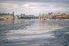 Nybroviken, Stockholm (nat0lie) Tags: sweden stockholm östermalm slussen södermalm stureplan vaxholm sunset sunrise fog water oldtown gamlastan longexposure nikon d800 2470mm 1635mm sony rx1r outdoor sky cloud