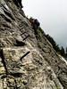 Klettersteig Kandersteg-Allmenalp 1 (chrummi) Tags: klettersteig allmenalp kandersteg
