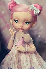 ☆ Galactic Mouse ☆ (Shimiro Kestrel) Tags: bjd doll cute poulpy lillycat cerisedolls balljointeddoll bjdcustom bjdphotography bjdportrait cerisedollspoulpy lillycatpoulpy frenchbjd frenchartist dollphotography kawaii galaxy citrouillesucrée