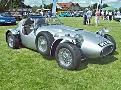 611 Ronart W152 Mk.II (2000) (robertknight16) Tags: ronart british 2000s w152 sportscar jaguar wolstenholme luton bew163t