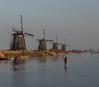 Kinderdijk (Pieter Mooij) Tags: kinderdijk zuidholland nederland nl iceskaters skaters schaatser schaatsers ijspret windmolen windmolens windmills windmill