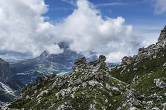 89 (Alessandro Gaziano) Tags: alessandrogaziano valgardena altoadige dolomiti dolomites unesco panorama landscape italia montagna cielo italy mountains foto fotografia