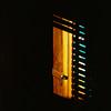 CLOSE (martinconejeros) Tags: vintage 120mm rolleiflex door colorfilm color shadow sun sunset house filmphotography blue green orange black coffe light square format twins lens america sudamerica chile