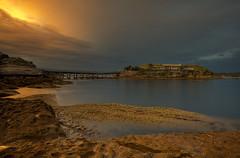 Dear Prudence (EmeraldImaging) Tags: laperouse bareisland maroubra sydney nsw australia sunrise seascape clouds