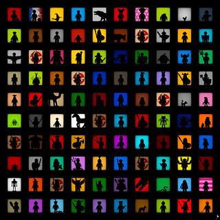 #100_Shadows - Series 3