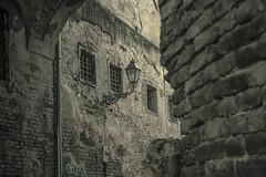 Zidine (Kuzz1984) Tags: osijek tvrđa fort bricks lamp cigla lampion hrvatska croatia nikon d7200