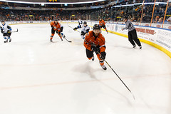"Missouri Mavericks vs. Wichita Thunder, February 7, 2017, Silverstein Eye Centers Arena, Independence, Missouri.  Photo: John Howe / Howe Creative Photography • <a style=""font-size:0.8em;"" href=""http://www.flickr.com/photos/134016632@N02/32422664340/"" target=""_blank"">View on Flickr</a>"