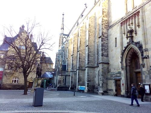 Thomaskirche, Leipzig