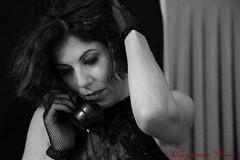 Se telefonando (Margcoss) Tags: telefono donna woman