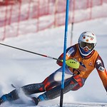 BC Team's Alexander Valentin Lake Louise Slalom PHOTO CREDIT: Derek Trussler