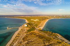 Afternoon Glow (James A Collins) Tags: aerialphotography drone dji afternoon djiphantom4pro sunset jetty woodmanpoint westernaustralia beach coogee australia au