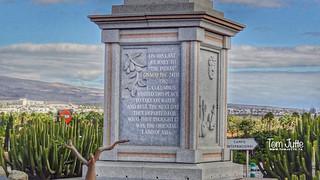 Monumento a Cristóbal Colón, Maspalomas, Gran Canaria, Spain - 4788
