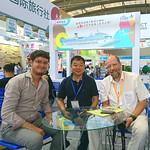 5) Austausch auf der Silk Road Expo