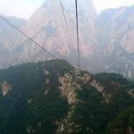 21) Heiliger Berg Huashan