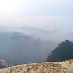 22) Heiliger Berg Huashan 2