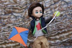Arklu Lottie Finn (Kewpie83) Tags: uk england toy doll figure british finn lottie arklu