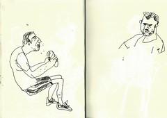 hacarmelmarket12 (marin71) Tags: art illustration sketch drawing urbansketchers