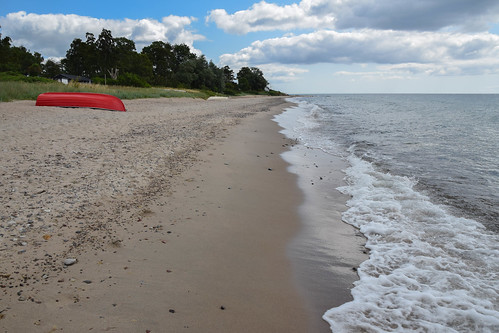 Svarte - At the beach