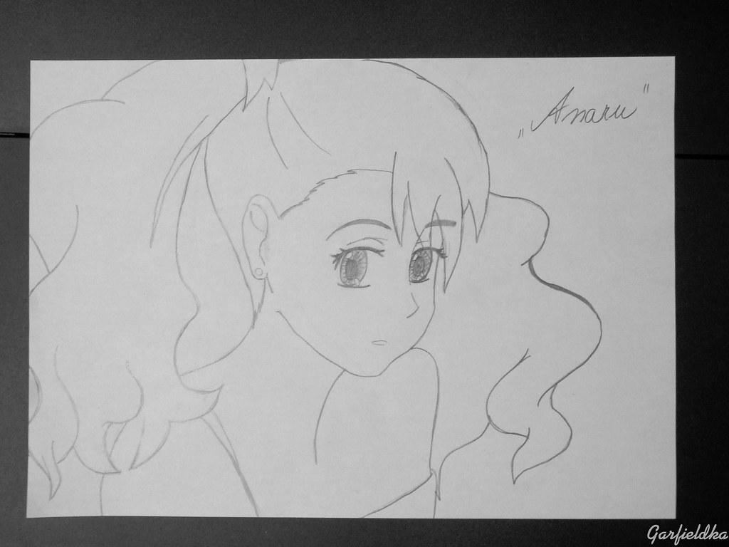PB113783 Garfieldka Tags Anime Bunny Art Pics Drawing Bleach Draw Garfield Hermione Mistmare
