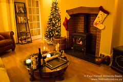 Cozy Christmas Dinner for Two In Snowdonia