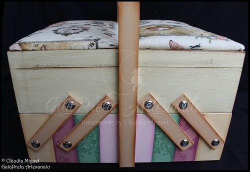 """Caixa de costura mega-large """"Mirabelle"""""""