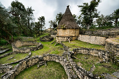 Ancient Home (Greg - AdventuresofaGoodMan.com) Tags: old city roof house home peru latinamerica southamerica inca stone wall architecture forest ancient ruins cityscape maya aztec antique walls fortress archeology remains pery cloudcity fortified chachapoyas kuelap kulap kuelep