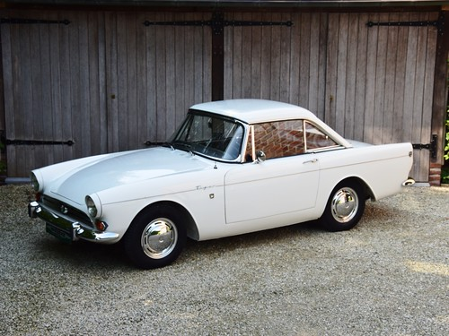 Sunbeam Tiger Mk1A (1965).