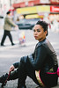 Gangsta Geisha (EddyWasabi) Tags: geisha urban city nyc fashion people portrait profile asian beautiful woman canon eos