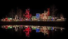 Cheer (Tom Manary) Tags: christmas lights holiday cheer silver dollar city branson 2016 celebration family beautiful