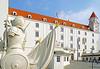 Slovakia-03082 - Bratislava Castle (archer10 (Dennis) 88M Views) Tags: slovakia globus sony a6300 ilce6300 18200mm 1650mm mirrorless free freepicture archer10 dennis jarvis dennisgjarvis dennisjarvis iamcanadian novascotia canada bratislavacastle castle hill white courtyard
