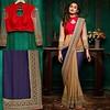Indian Women Ethnic Wear Online (ethniccrush) Tags: sarees salwarkameez kurtis lehengas online
