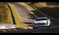 SLS (Thomas_982) Tags: gt5 cars mercedes benz sls 63 amg gt6 gran turismo sport nürburgring nordschleife deutschland german
