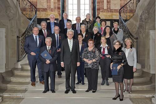 Kretschmann würdigt besonderes ehrenamtliches Engagement