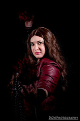 Scarlet Witch (dgwphotography) Tags: cosplay scarletwitch marvel marvelcomics nycc nycc2016 newyorkcomiccon 50mmf18g nikond600 nikoncls