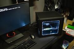DSCF3904 (alberthuynhphoto) Tags: pc computer sandisk nvidia geforce 1070 1080 gtx video card fractal design node 804 asus rog das keyboard intel gigabyte cryorig aio evga 750w g2 nzxt rgb lighting custom gaming