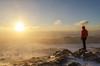 Sonnenaufgang bei -16°C (dominikfranzl) Tags: hohe wand sunrise panorama landscape