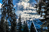 Beam me up (*Capture the Moment*) Tags: 2016 berge clouds farbdominanz gurnigel himmel lakethunersee landschaften mountains schnee schweiz sky snow sonya7m2 sonya7mii sonya7mark2 sonya7ii sonyfe2470mmf4zaoss switzerland thunersee wetter wolken blau blue