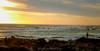 struisbaai seascape19 (WITHIN the FRAME Photography(5 Million views tha) Tags: sunset panoramic coastal southafrica seascape struisbaai fisherman solo boulders silhouettes fuji fujinon xt1