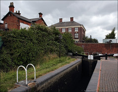 Grand Union Canal at Bordesley (at01 7/16) (Ted and Jen) Tags: grandunion canal bordesley birmingham