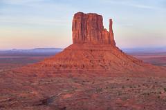 Monument Valley evening (mfeingol) Tags: arizona navajo monumentvalley navajotribalpark westmitten butte evening