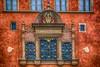Historische Fensterkunst - historical window-art (ralfkai41) Tags: czechrepublic armorial historical architektur colours window architecture prague historisch prag wappen tschechischerepubilk ornamente ornaments fenster farben
