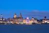 Seacombe view (Louis Alexander Smith) Tags: nikon d750 nikon105mmf25ais waterfront liverpool liverbuilding city pierhead