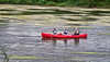 Red 'n Green (schreibtnix on 'n off) Tags: reisen travelling frankreich france périgord leseyziesdetayacsireuil aqutaine flus river lavézère menschen people kanu canoe olympuse5 schreibtnix