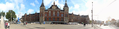 IMG_0636_stitch (AndyMc87) Tags: amsterdam station bahnhof gracht platz wolken himmel sky clouds canon eos 6d 2470 stitched 180° centraal rail bulding stiched
