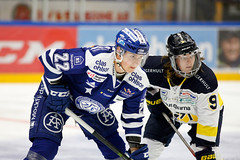 Leksand - HV71 2017-01-28 (Michael Erhardsson) Tags: 2017 shl match martin grönberg lif leksands if hv71 tegera arena