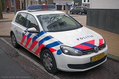 Police, Groningen (Martijn Groen) Tags: emergency vehicles hulpverlening police politie volkswagen 2017 nederland netherlands groningen