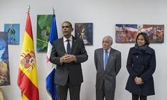 """Inauguración de la exposición """"Tierra Tricolor"""" de Julio Reyes • <a style=""""font-size:0.8em;"""" href=""""http://www.flickr.com/photos/136092263@N07/32600835705/"""" target=""""_blank"""">View on Flickr</a>"""