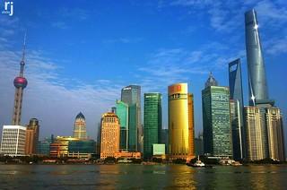Skyline, Shanghai