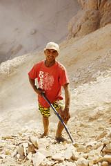 Prime worker (polskiegipcjanin.pl) Tags: deirelbahari egypt egyptology cliffmission archaeology gebelragab luxor hatshepsut herihor